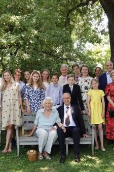 La famille royale (presque) au complet pour une grande occasion