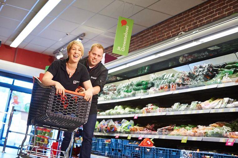 Stéphanie Standaert (30) en Gregory Dellaert (30) openden hun winkel pas 2,5 jaar geleden.