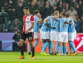 City deelt Feyenoord pak slaag uit bij CL-rentree