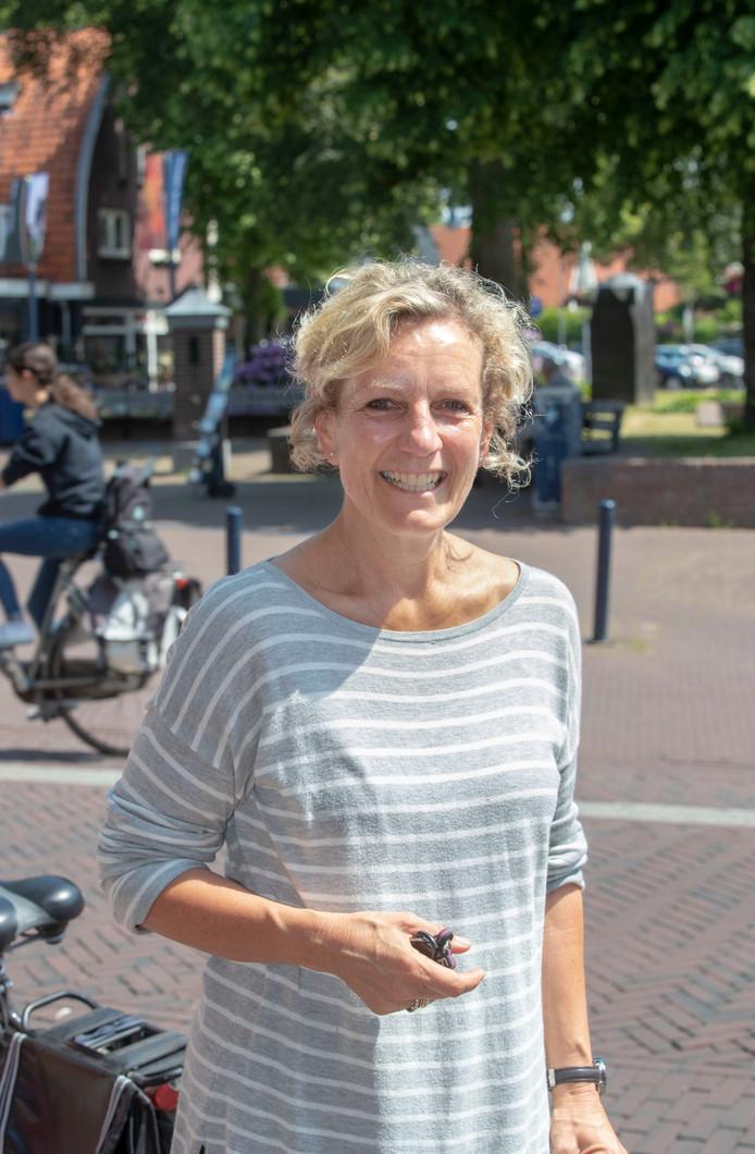 De Wageningse Lianne Nijdam in Bennekom