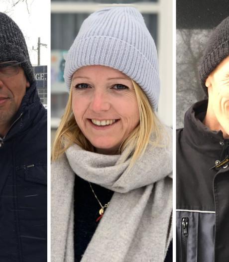 Thuiswerken vanwege de sneeuw: dat is voor deze mensen geen optie