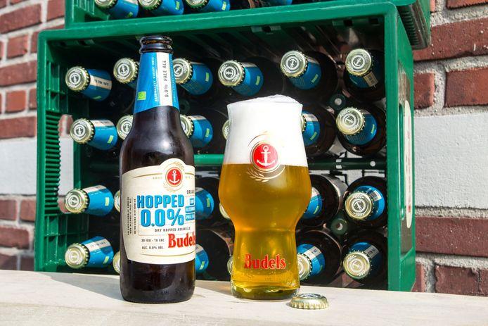 Het zijn niet alleen de grote brouwerijen die hun fans willen plezieren met 0.0-bier.