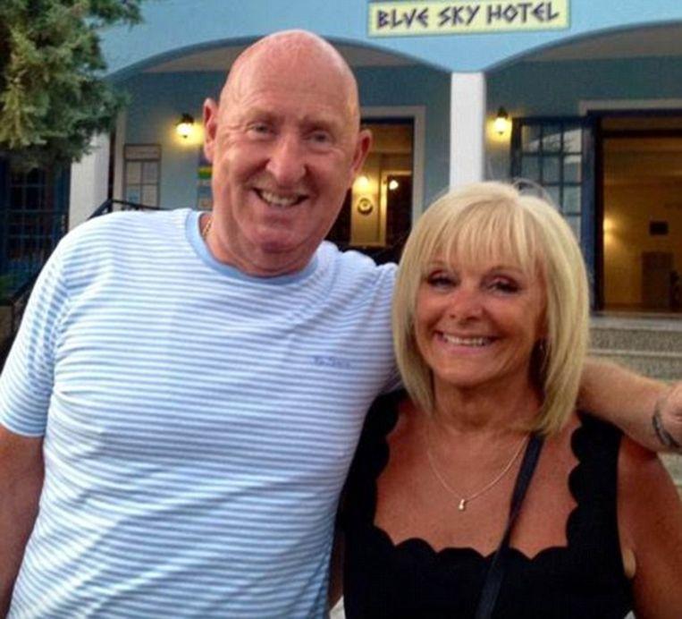 John en Susan Cooper, het Britse koppel dat onverwacht overleed in het hotel.