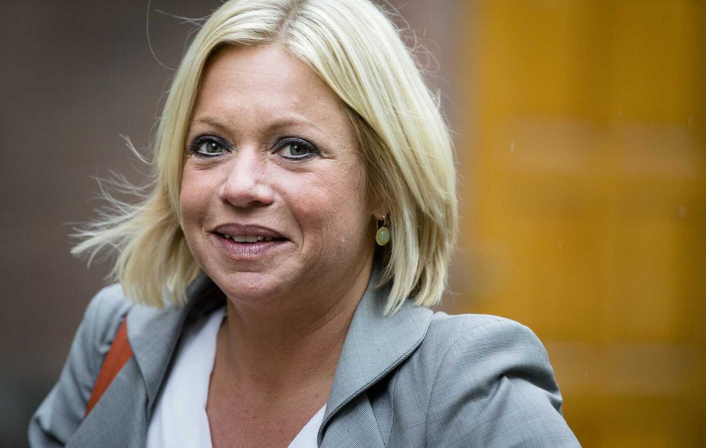 Jeanine Hennis-Plasschaert.