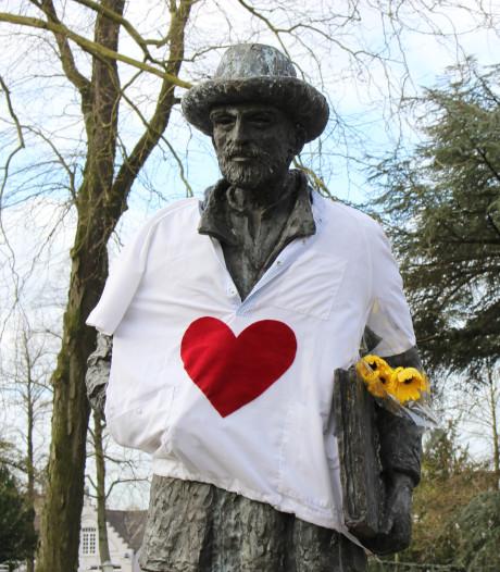 Ook Vincent in Nuenen heeft hart voor de zorg