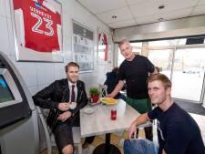 Snackbar The Corner in Zoetermeer hotspot voor (prof)voetballers