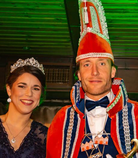 Frans de Stenenschuuver nieuwe prins van Bemmel