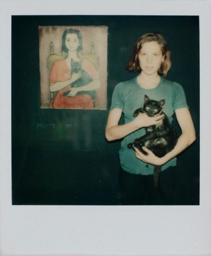 Michel Auder: Untitled 1978 - 1983 Polaroid