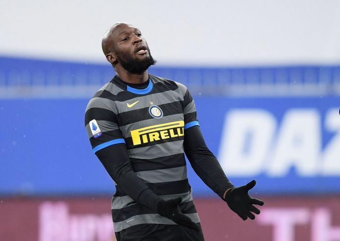 Big Rom et l'Inter ont loupé le coche à Gênes.