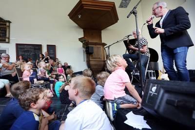 VOF De Kunst overtuigt in Breda met een kinderconcert voor alle leeftijden