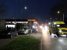 Vijf voertuigen betrokken bij kettingbotsing in Terneuzen