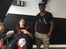 Eintracht Frankfurt schorst Varela vanwege zetten tattoo