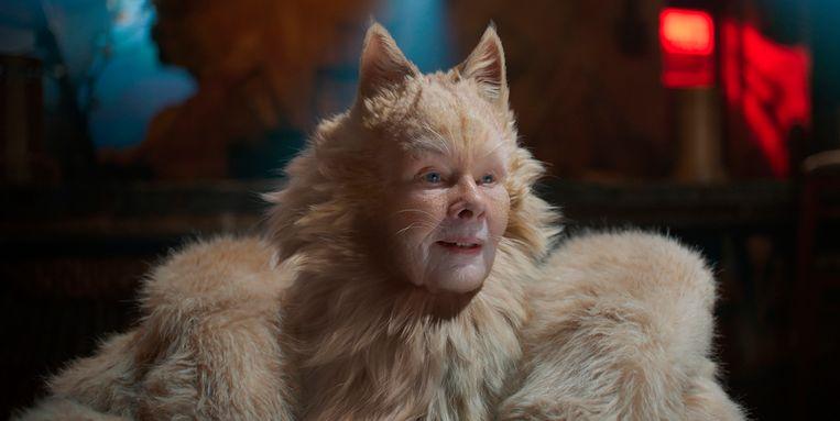 Judi Dench in 'Cats'