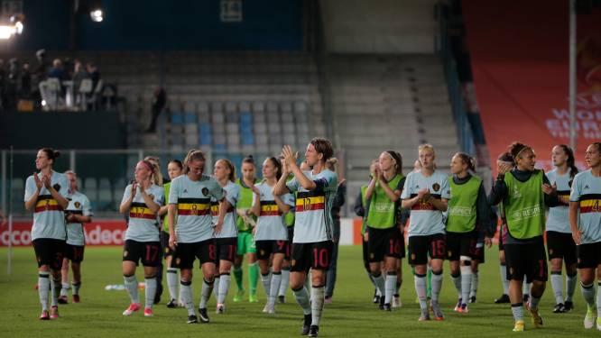 """Red Flame Onzia is duidelijk: """"Moeten winnen van Noorwegen"""""""