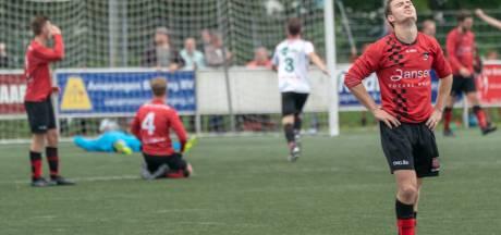 Nacompetitie duurt één wedstrijd te lang voor SC Bemmel