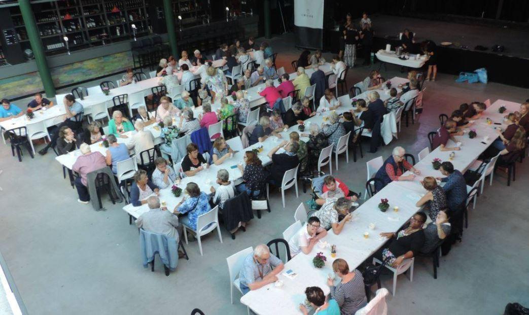 De sociale ondernemers van Oisterwijk organiseerden vorig jaar in The Inside een Week van de Verbinding.