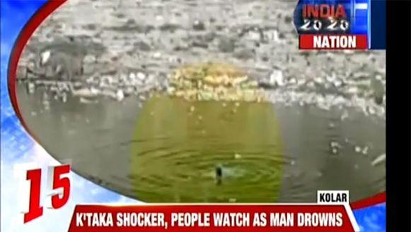 Het nieuws staat prominent op grote Indiase nieuwssites.
