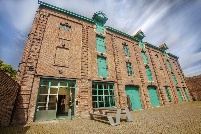 Het Hopmuseum in Poperinge.