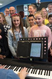 Met eenmalige zangles in de klas zingen 'weer in de cultuur krijgen'