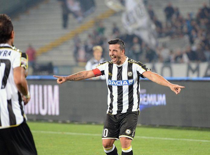 Ook Di Natale scoorde er na zijn 35ste op los.