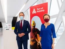 Antwerpse haven houdt stand in coronajaar: totale trafiek daalt met 3 procent, maar wél nieuw record van 12 miljoen containers