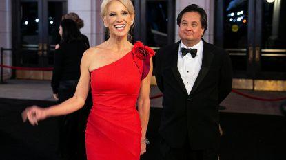 Kellyanne en George Conway: een huwelijk waar ook Trump niks van snapt