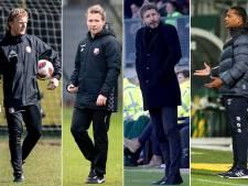 Wie moet bij FC Utrecht de opvolger worden van John van den Brom?