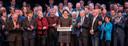 Mirjam Bikker bij aftrap van de campagne van de ChristenUnie voor provinciale verkiezingen 2019