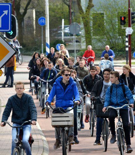 Teleurgestelde Fietsersbond: 'Nieuwegein kijkt door de voorruit van een auto naar verkeersveiligheid'