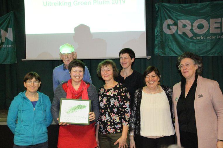 De Groene Pluim in Evergem.