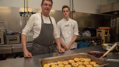 Chef-kok terug naar heimat om feestelijk diner te bereiden