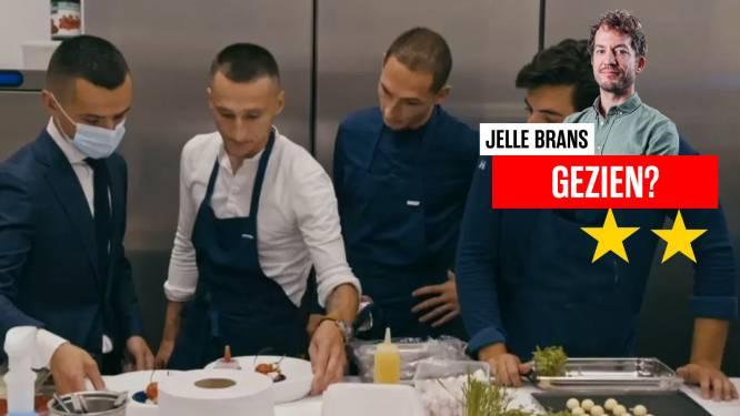 """RECENSIE. 'Ja, Chef': """"Deze vacuüm gezogen versie van Sergio Herman stootte mij van bij de eerste aanblik tegen de borst"""""""