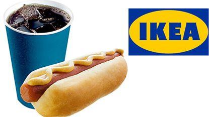 De hotdogs in Ikea zijn spotgoedkoop. Oprichter Ingvar Kamprad had daar een heel goede reden voor