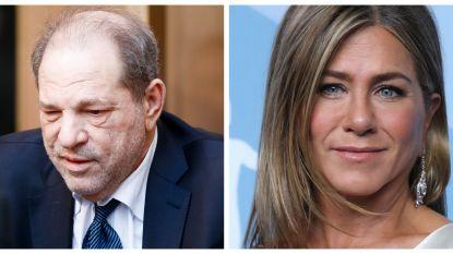 """Harvey Weinstein was niet blij met beschuldigingen seksueel misbruik: """"Jennifer Aniston moet dood"""""""