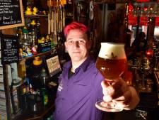 Biercafe Goudse Eend mag vijf kaarsjes uitblazen: 'Mensen blij maken en laten genieten van een glas goed bier'