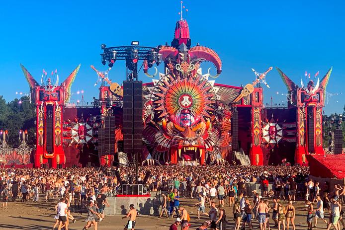 Ruim 78 000 unieke bezoekers voor Hardstyle-festival Defqon 1 | Show