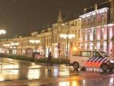 Lege straten in Breda door ingang avondklok