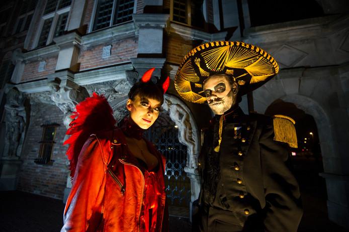 Halloween Pretparken Nederland.Op Deze Plekken Kun Je Rond Halloween Griezelen In Arnhem En