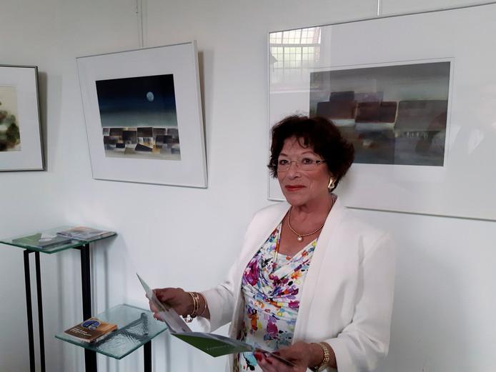 Kunstenares Irène Spronck.