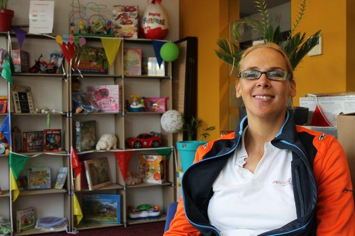 Ingrid Bravenboer hoopt dat Winterswijk volgend jaar een minimamarkt heeft.