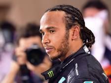 """Lewis Hamilton """"dégoûté"""" par son test positif à la Covid-19"""
