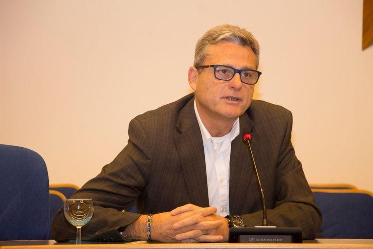 Koenraad Tack (55) was eerder actief bij politie van Gent.