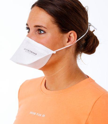 Vier voor een tientje: het goedkoopste mondkapje is de Airstring uit Udenhout niet