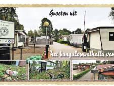 Wat vroeger een idyllisch vakantieparadijs was, blijkt nu een 'Sjonnie en Anita-park'