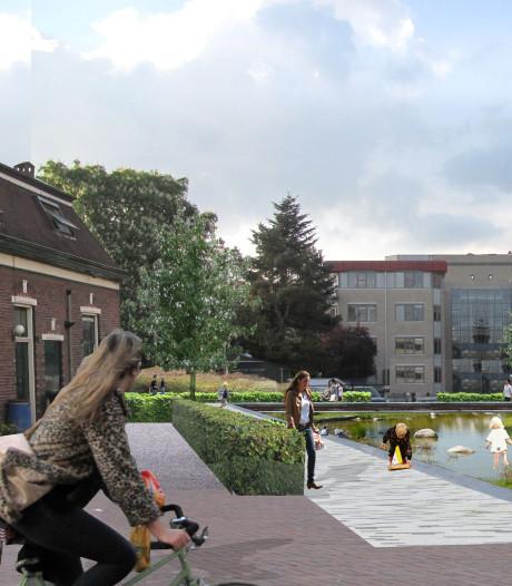 Saaiste stukje binnenstad van Apeldoorn moet straks mini-parkje zijn