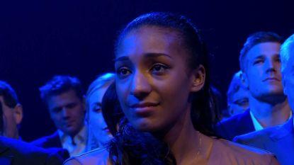 Nafi Thiam heerst ook op Sportgala: 23-jarige atlete al voor derde keer Sportvrouw van het Jaar