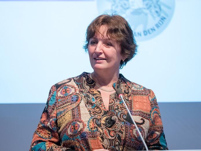 Burgemeester Liesbeth Spies, voorzitter van het Nederlandse Genootschap van Burgemeesters: ,,We moeten eerder informatie over verdachten delen.''