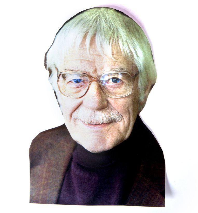 Bert Haanstra. Beeld anp