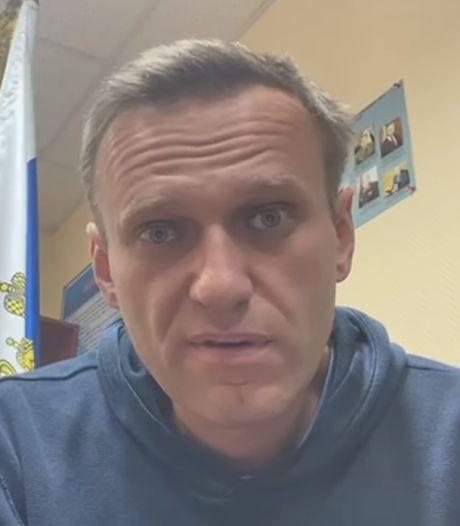 """Navalny appelle les Russes """"à sortir dans la rue"""" contre le pouvoir"""