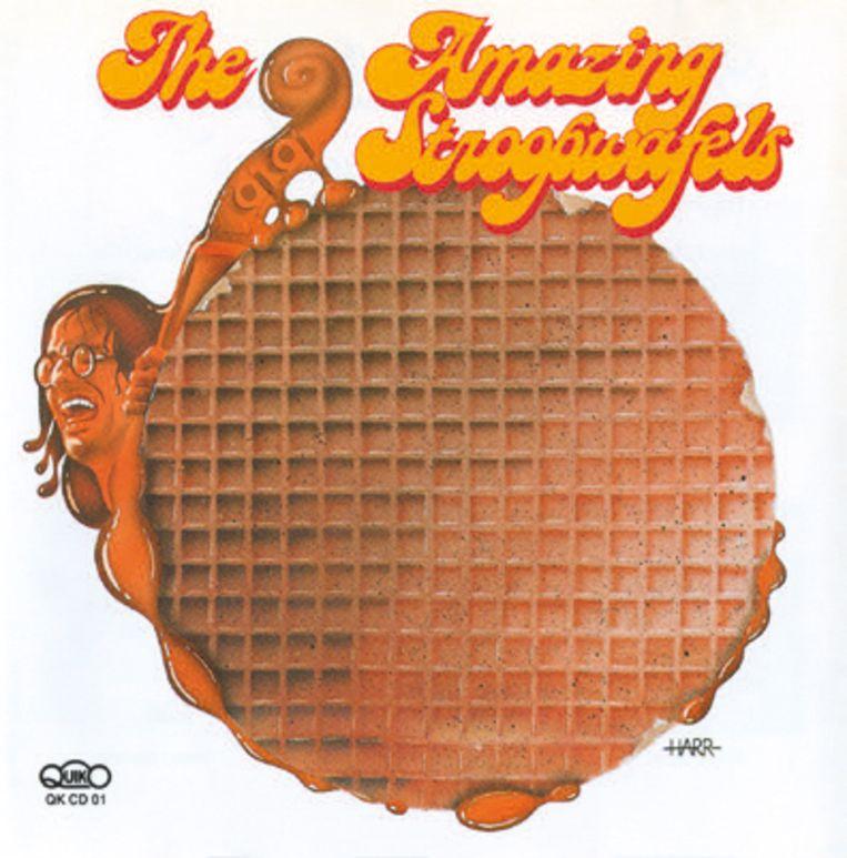 albumcover Amazing Stroopwafels Beeld -